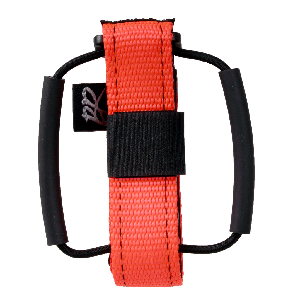 Backcountry Research Gristle Strap Fat Tube Saddle Mount - Blaze Orange MPN: 171579-021 UPC: 600175993260 Tool Wrap Gristle