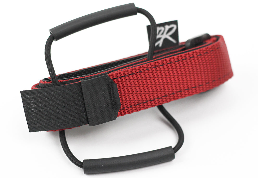 Backcountry Research Mutherload Frame Strap - Red - Tool Wrap - Mutherload