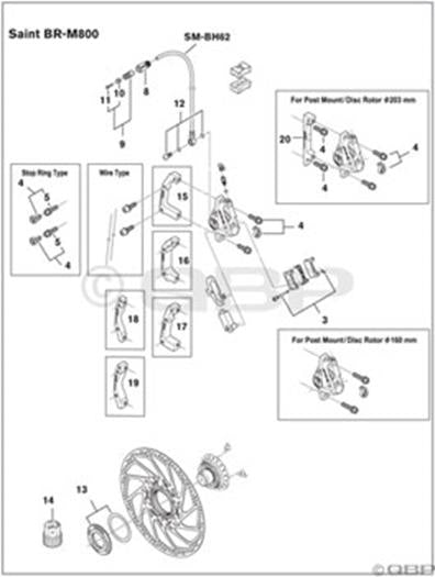 disc brake hose parts rh worldwidecyclery com bendix disc brake parts breakdown bike disc brake parts diagram