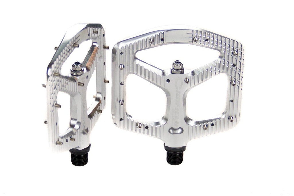 Canfield Bikes Crampon Ultimate Pedals Polished