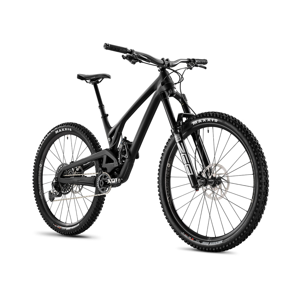 Evil The Wreckoning Black Out Drunk Super Deluxe Coil SRAM X01 Eagle/ZEB Ultimate Build X-Large