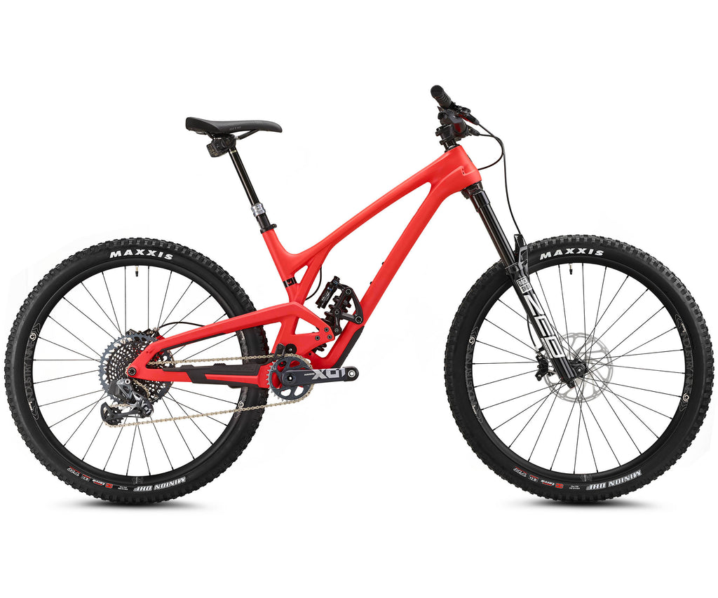 Evil The Wreckoning Coral Reefer Super Deluxe Coil SRAM X01 Eagle AXS/ZEB Ultimate Build Large