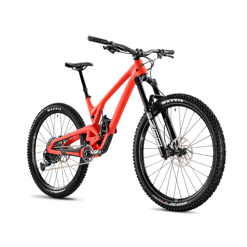 Evil The Wreckoning Coral Reefer Super Deluxe Coil SRAM X01 Eagle/ZEB Ultimate Build X-Large
