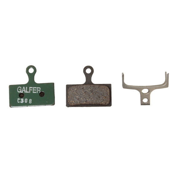 Galfer Disc Brake Pads, Shimano M988/985/980/785/666 - Pro Compound MPN: BFD452G1554T Disc Brake Pad Disc Pads