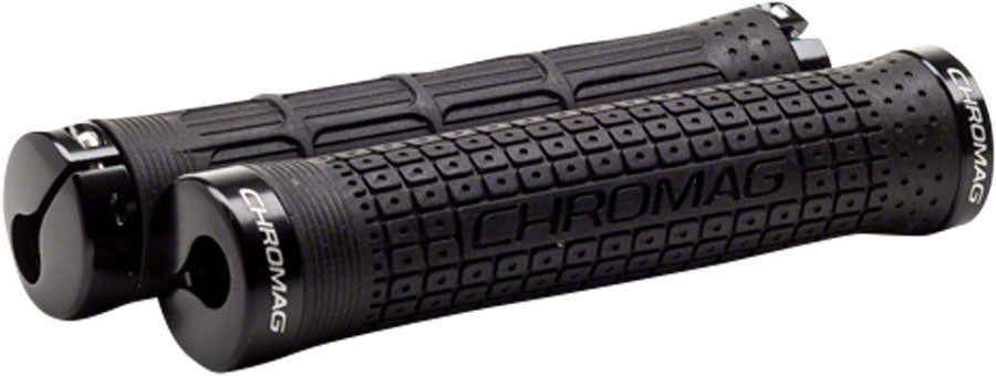 Chromag Clutch Grips - Black, Lock-On MPN: 170-006-01 UPC: 826974005076 Grip Clutch