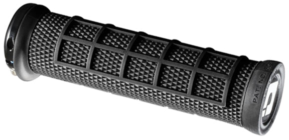 ODI Elite Pro Grips - Black, Lock-On - Grip - Elite Pro