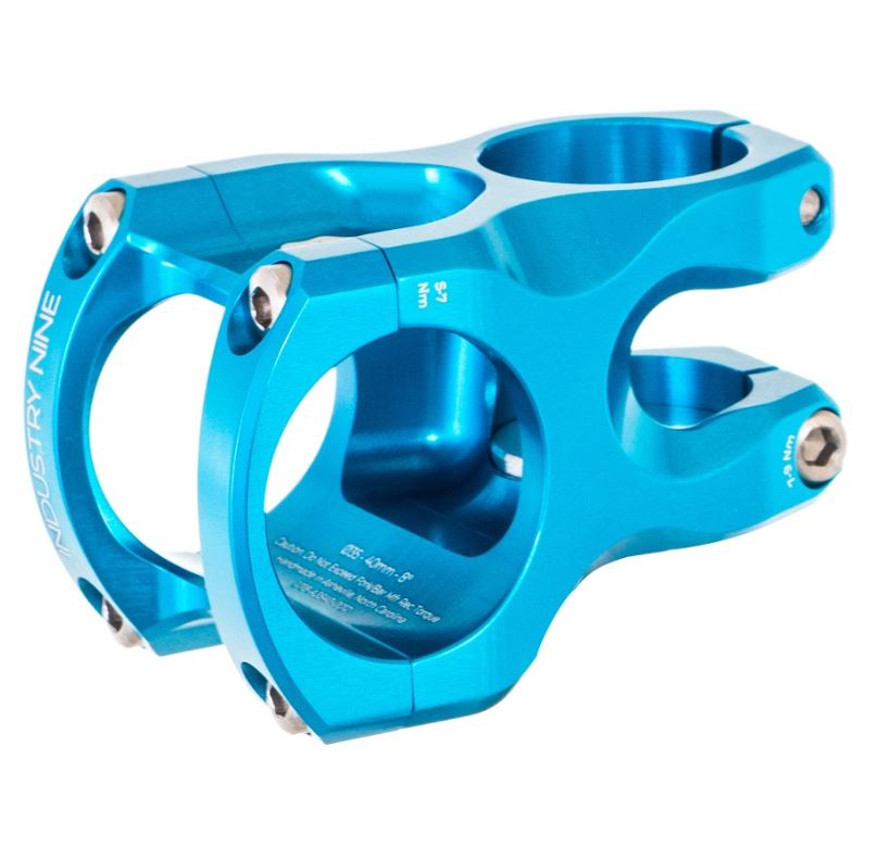 Industry Nine A35 Stem: Custom Anodized Color (Special Order Item) - Stem - A35