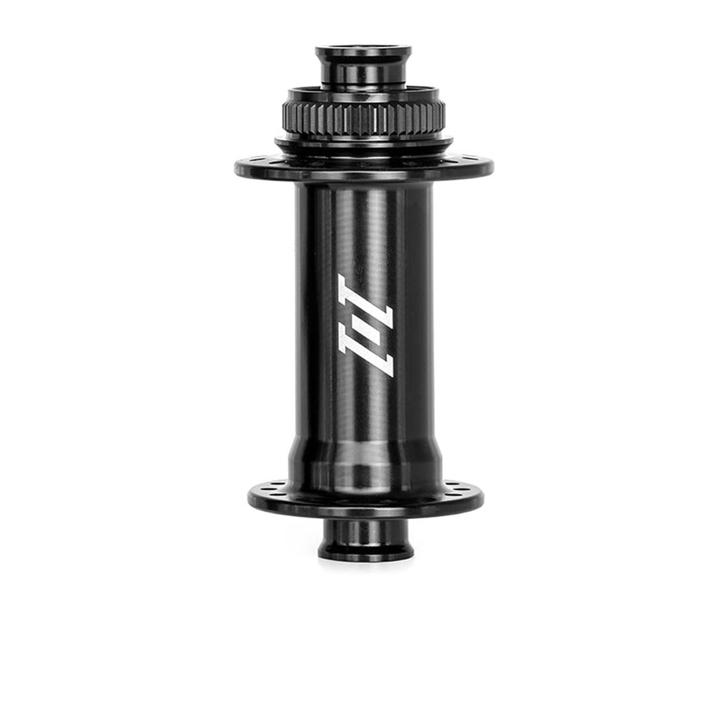 Industry Nine 101 1/1 Classic Boost Front Hub, 15x110mm, 32h, Centerlock - Black