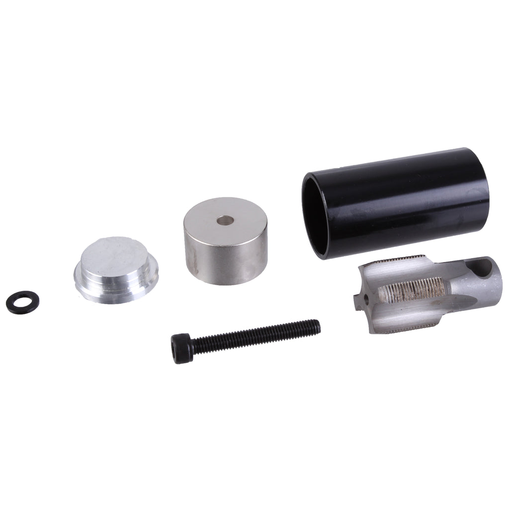 OneUp Components EDC tap kit MPN: 1C0416BLK UPC: 023762821942 Headset Tool EDC