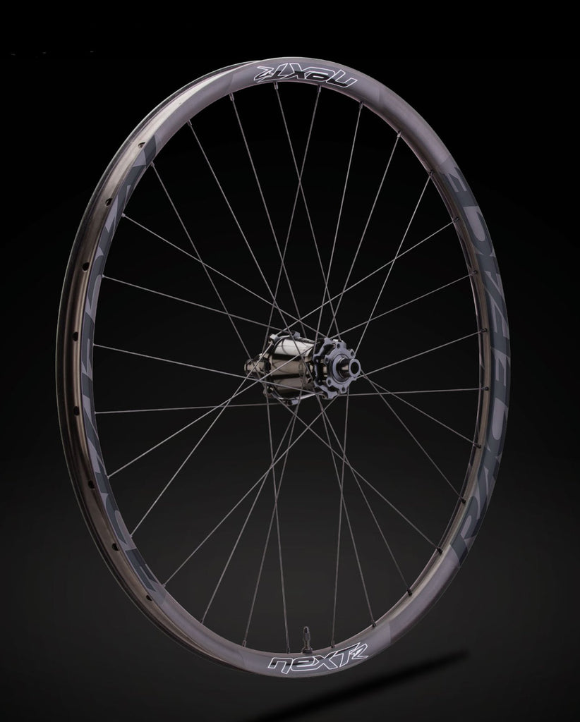 "RaceFace Next R Rear Wheel - 29"", 12 x 148mm Boost, 6-Bolt, XD, Black - Rear Wheel - Next R Rear Wheel"