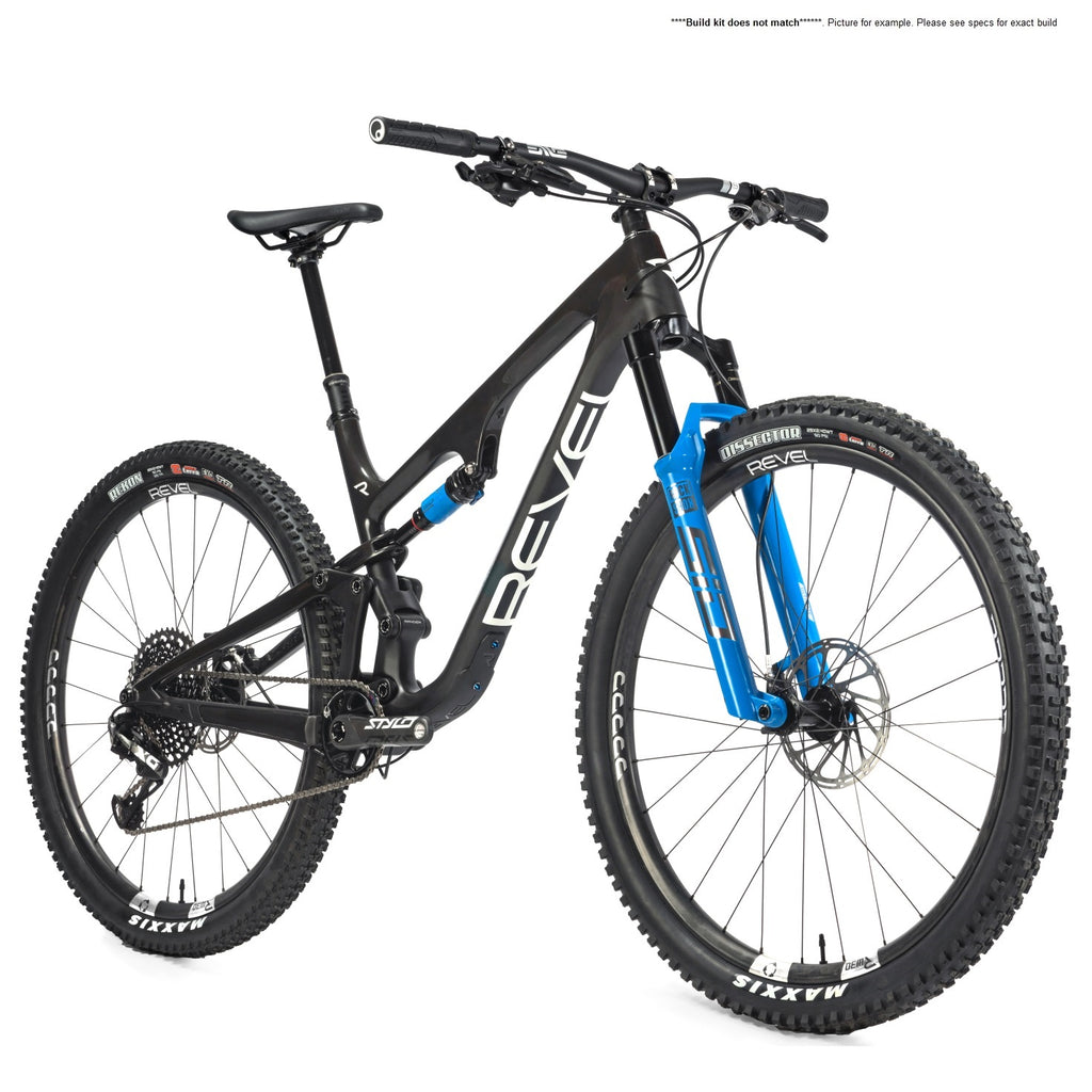 Revel Ranger SRAM GX Eagle Group De La Coal Medium