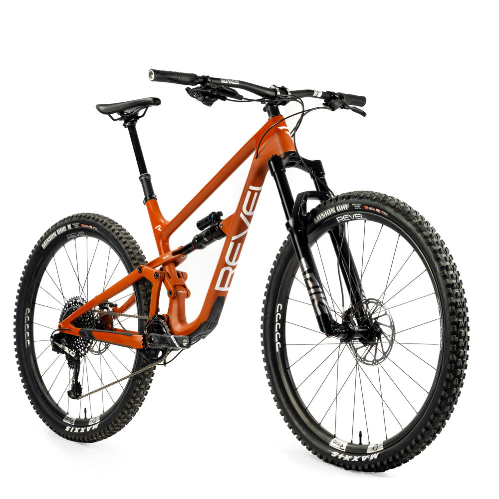 Revel Rascal SRAM X01 Eagle Group Sedona X-Large