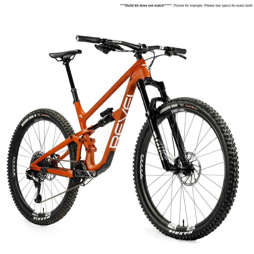 Revel Rascal SRAM GX Eagle Group Sedona Small