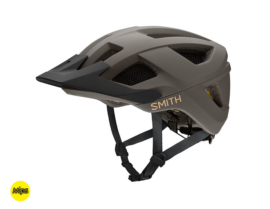 Smith Optics Session MIPS Helmet Matte Gravy Large
