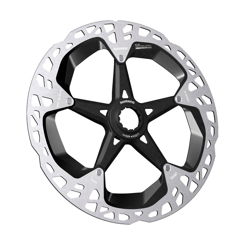 NEW Shimano Saint//XTR RT99S 160mm Centerlock IceTech Disc Brake Rotor