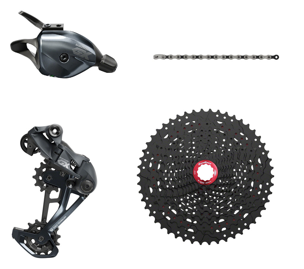 NEW 2019 SRAM  GX DH Groupset 4kit AM DH 7speed Free shipping from Taiwan