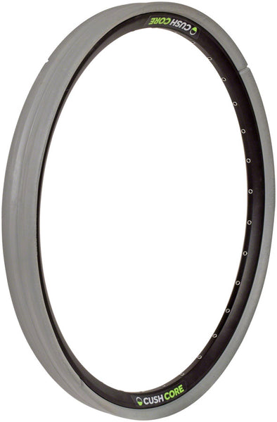 """Includes 2 Tubeless Valves CushCore Pro Tire Inserts Set 27.5/"""" Pair"""
