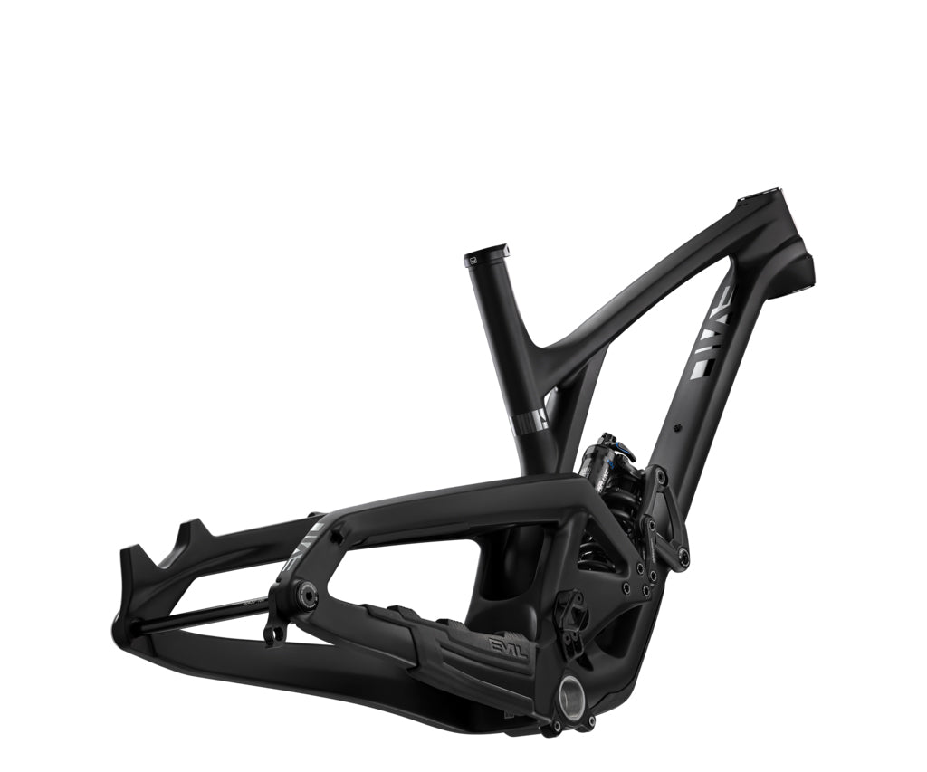 Evil Wreckoning Super Deluxe Ultimate Coil Frame Blackout Drunk Large - Mountain Frame - Wreckoning