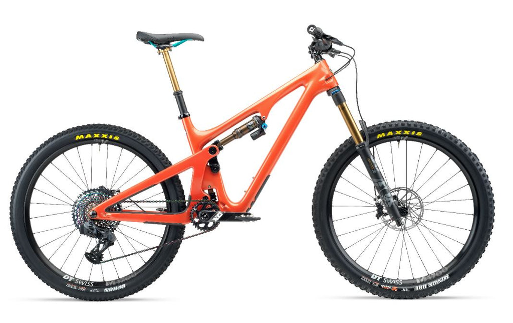 Yeti SB140 TURQ Series (S,MD,L,XL) Complete T3 Build