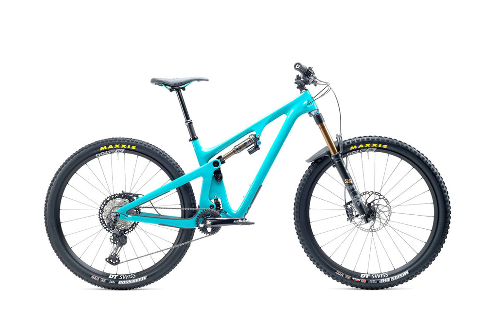 Yeti SB130 TURQ Series (S,MD,L,XL) Complete Bike w/ T1 Build