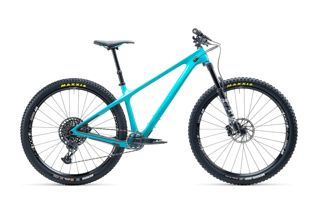 Yeti ARC Carbon Series Complete Bike w/ C2 Build Large Turquoise