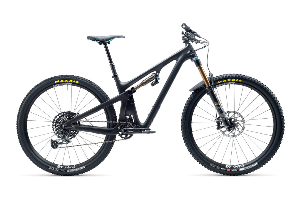 Yeti SB130 TURQ Series Complete Bike w/ T2 Build Medium Black