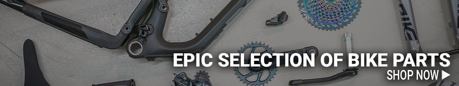 Slideshow - Epic Selection of Bike Parts
