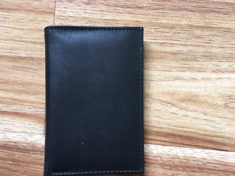 wallet / purse full grain cow hide holds lots of cards