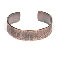 Golden Gate International Exposition Cuff Bracelet