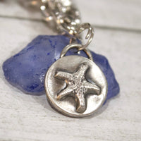 Starfish Sterling Silver Charm