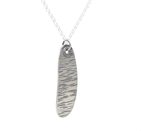 LINES Women's Sterling Silver Pendant