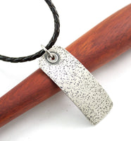 SPECKLES Sterling Silver Pendant Unisex