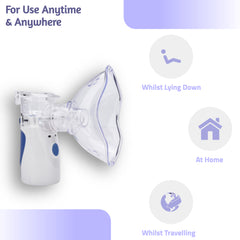 Vita Nebulizer™️ Portable Nebulizer Machine