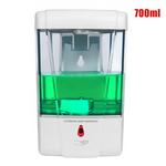 Wall Mount Automatic Soap Dispenser holds 700 ML of soap