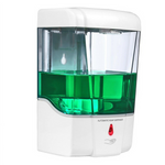 Wall Mount Automatic Soap Dispenser side view