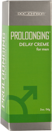 Proloonging Delay Cream By Doc Johnson
