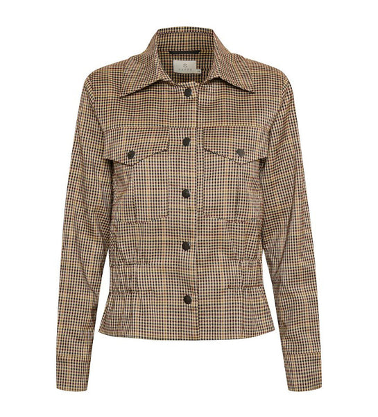 Cadenza Check Jacket