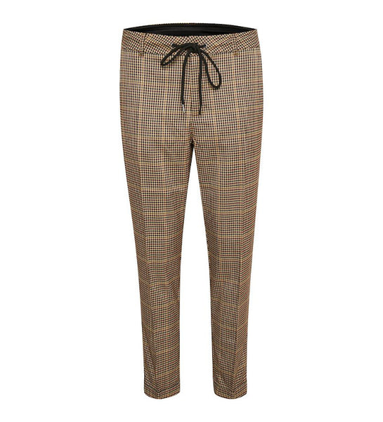 Cadenza Check Trousers