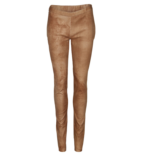 COVA Leather Trousers