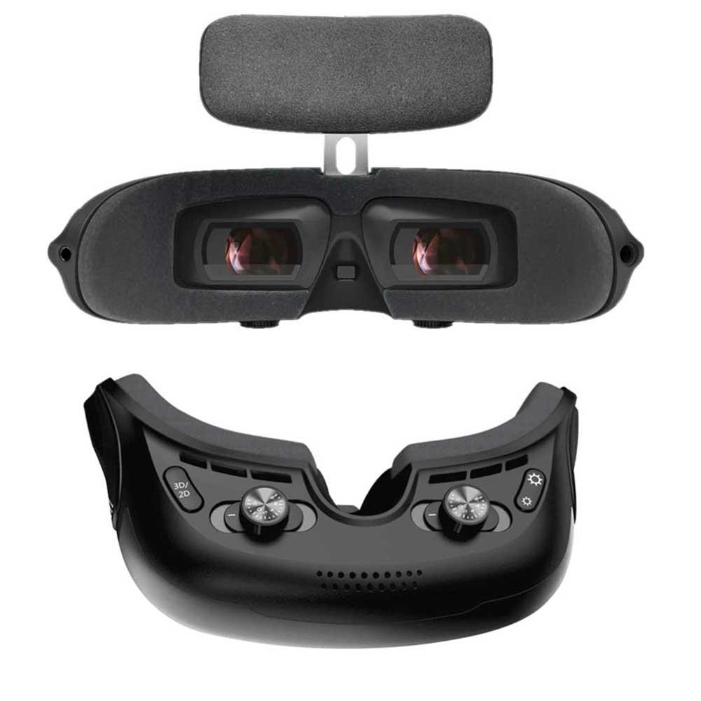 Qkfly 3D VR Headset All in one Virtual Reality Integrated Glasses 5.5 800