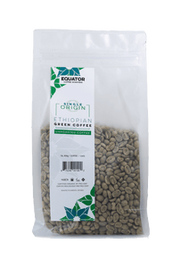 Green Coffee - Ethiopian