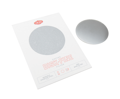 Aeropress Disk Filter - Stainless Steel