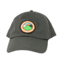 Load image into Gallery viewer, Equator Hat - Khaki Ball Cap with Crest