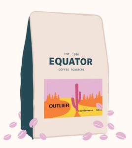 Prepaid Coffee Subscription - Monthly for 12 months