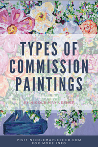 What Type of Commission Paintings Do You Create?