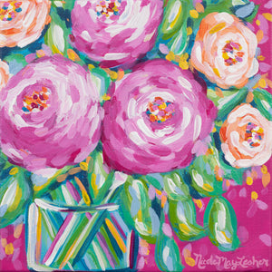 """Summer Blooms"" 