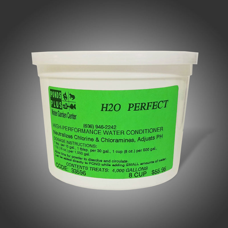 H2O Perfect - Chlorine Remover & pH Adjuster