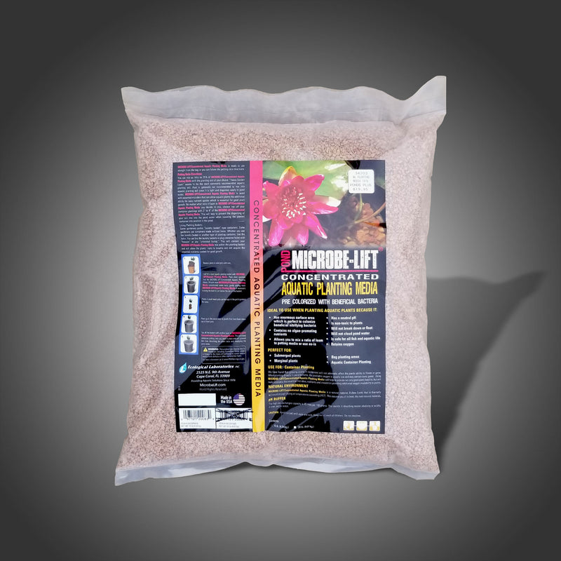 Pond Microbe Lift - Concentrated Aquatic Plant Media - 10 lbs