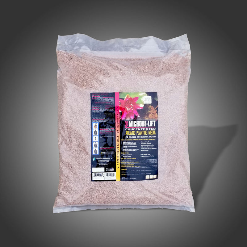 Pond Microbe Lift - Concentrated Aquatic Plant Media - 20 lbs
