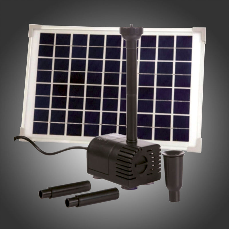 PondMax 150SP Solar Powered Pump & Panel